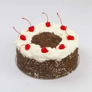 Black Forest Gateaux – Round