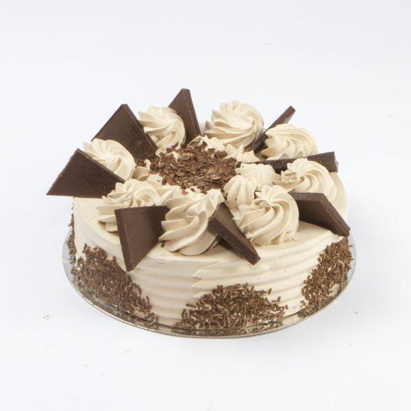 Chocolate Gateaux – Round