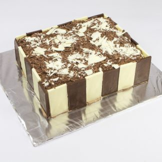 Black + White Gateaux – Slab