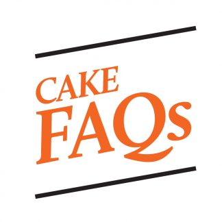 Cakes: Frequently Asked Questions